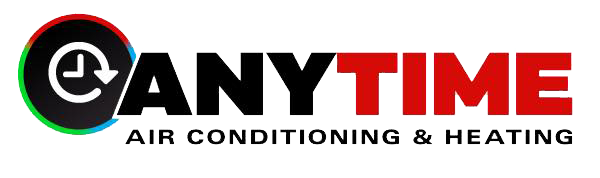 Anytime Air Conditioning and Heating Logo